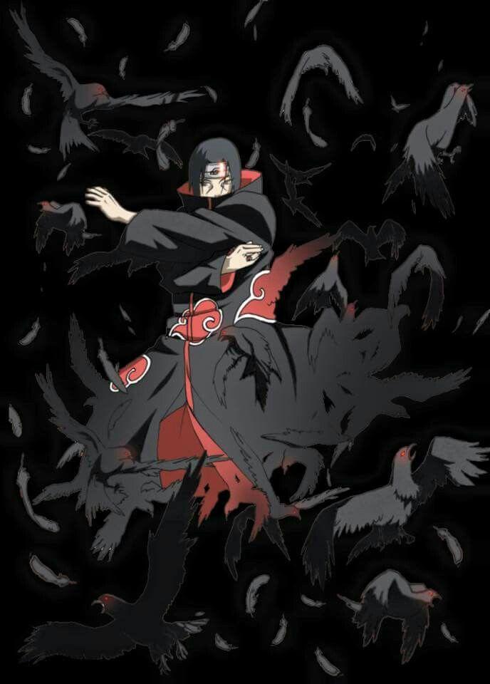 Pin by Kelie Burford on naruto Anime, Itachi akatsuki