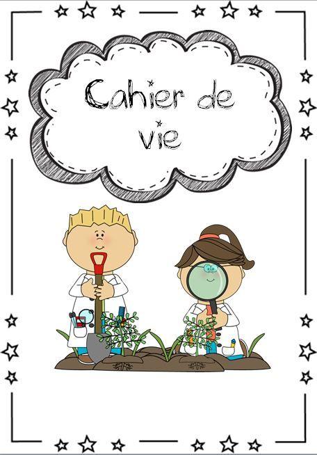 Le Cahier De Vie En Clis Production D Ecrits Cahier De Vie Cahier De Vie Maternelle Cahier De Liaison