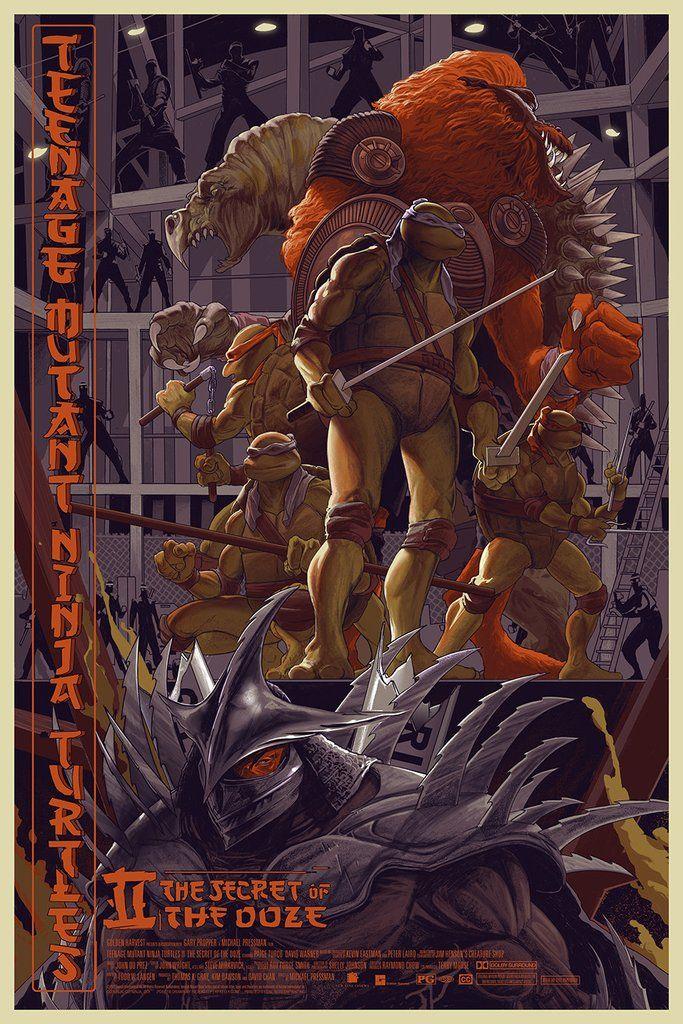 Teenage Mutant Ninja Turtles Ii The Secret Of The Ooze Tmnt Ninja Turtles Teenage Mutant Ninja Turtles