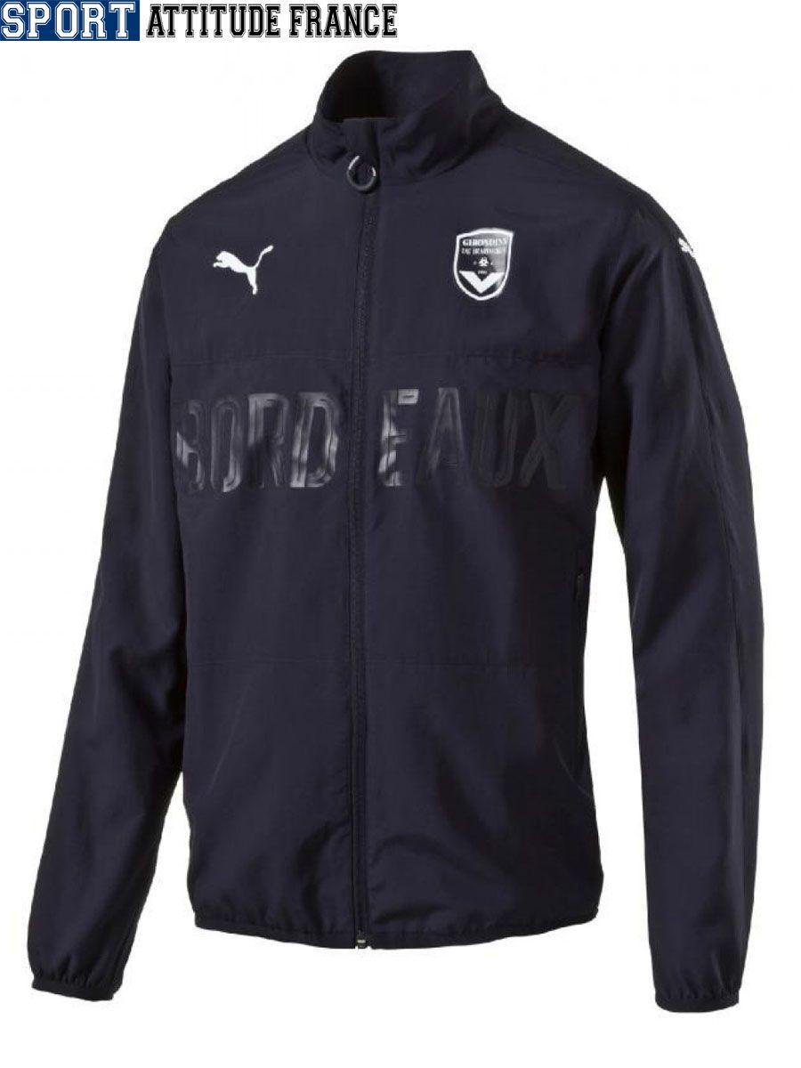 Veste de Survêtement Puma Girondins de Bordeaux. Une sélection Go Sport. 2ec0c4e18d8