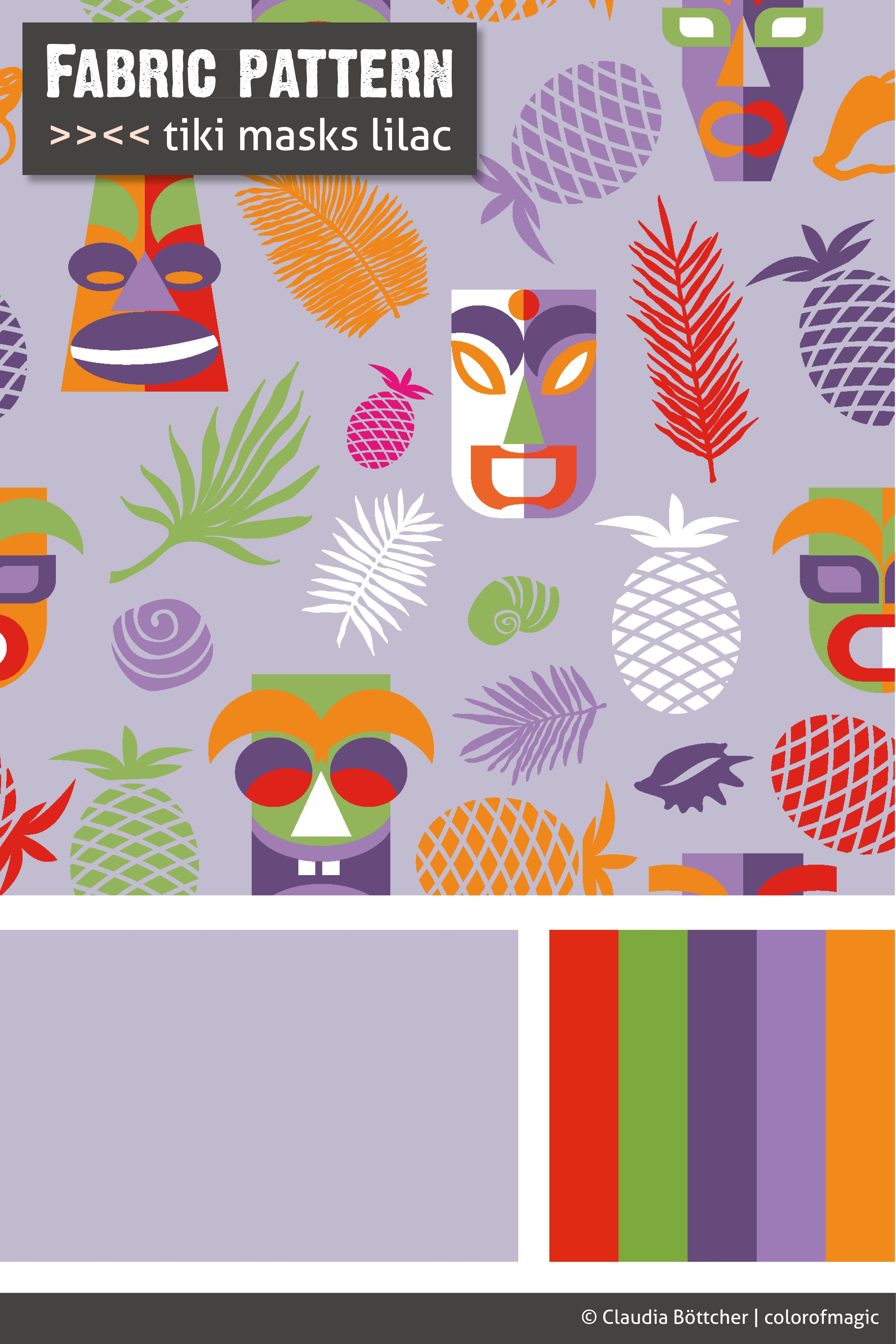 Ausgezeichnet Hawaiian Muster Nähen Ideen - Strickmuster-Ideen ...