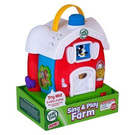 LeapFrog Sing Play Farm