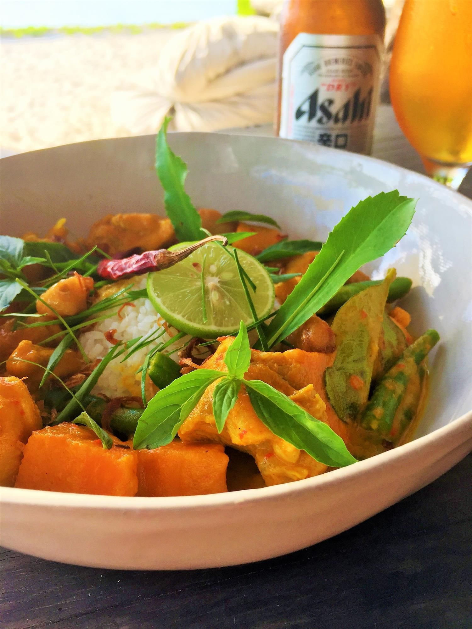 Khmer Chicken Curry Recipes, Fish recipes, Curry