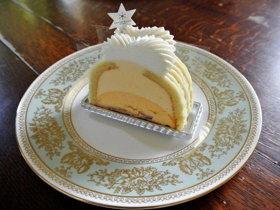 代々木上原 アステリスク でケーキを買いました 半谷範一の オレは大したことない奴 日記 食べ物のアイデア アステリスク ケーキ