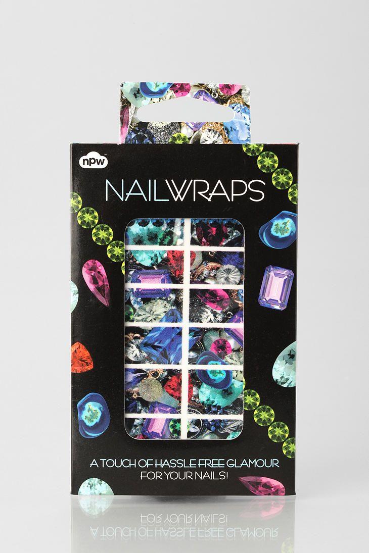 NPW Nail Wraps