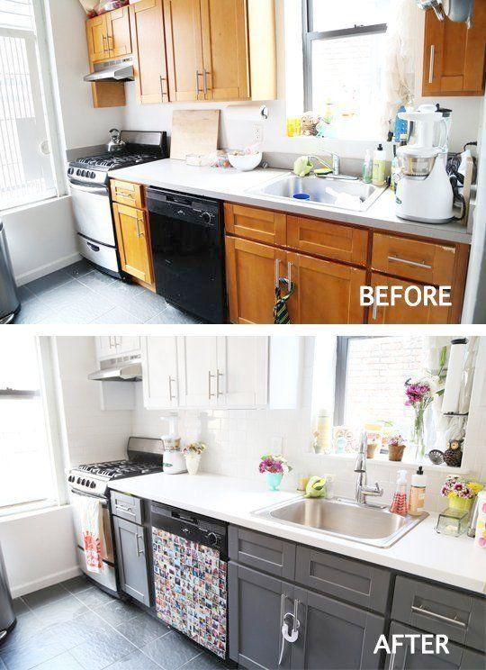 Wonderful Rental Kitchen Makeover Best 25 Rental Kitchen Makeover