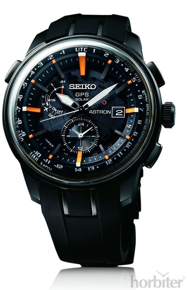 Seiko Astron #luxurywatches