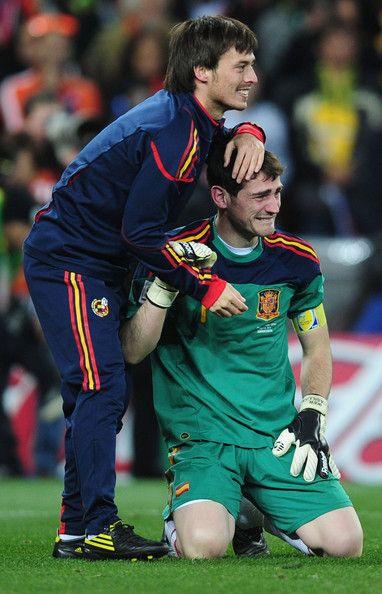 David Silva Photos Photos Netherlands V Spain 2010 Fifa World Cup Final Soccer Players Football Fever Spain Football