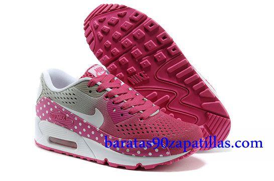 Comprar Baratas Mujer Zapatillas Nike Air Max 90 EM 0035 Online Tienda En Spain.
