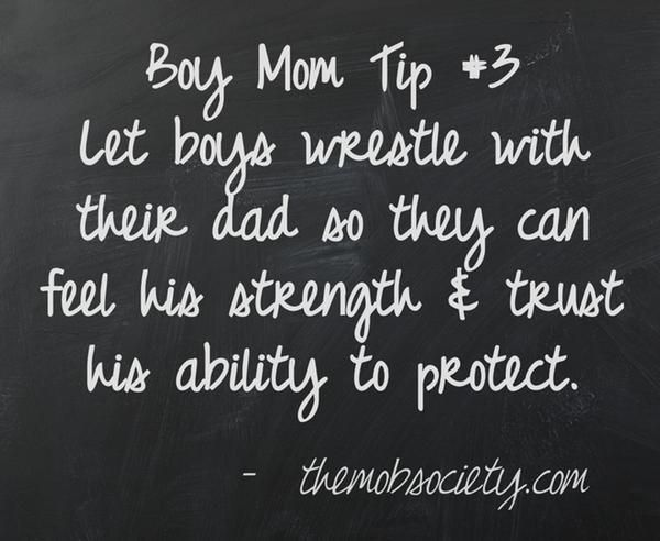 Funny Quotes About Raising Boys: From The MOB Society