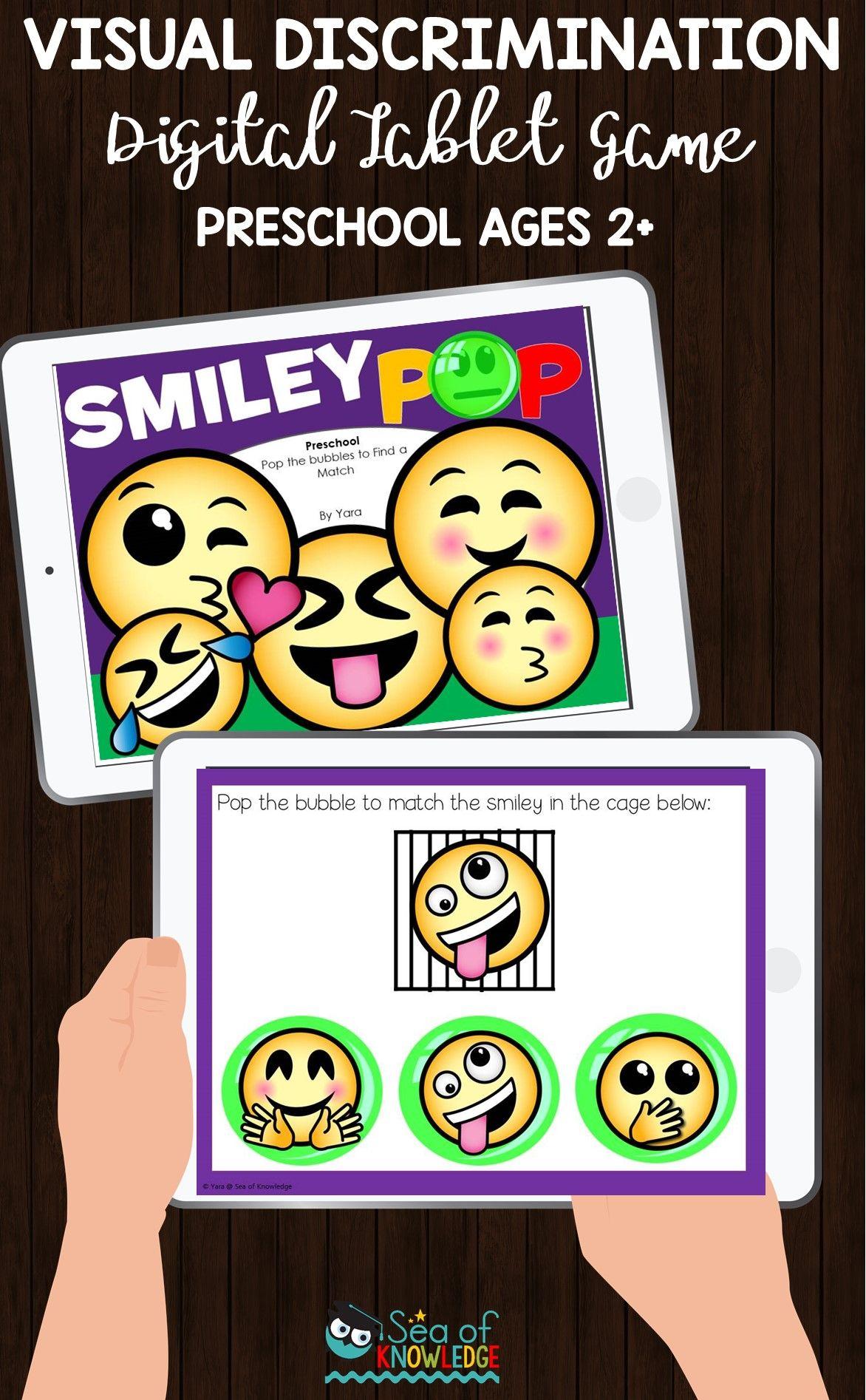 Tablet Games for Kids Fun activities for kids, Preschool