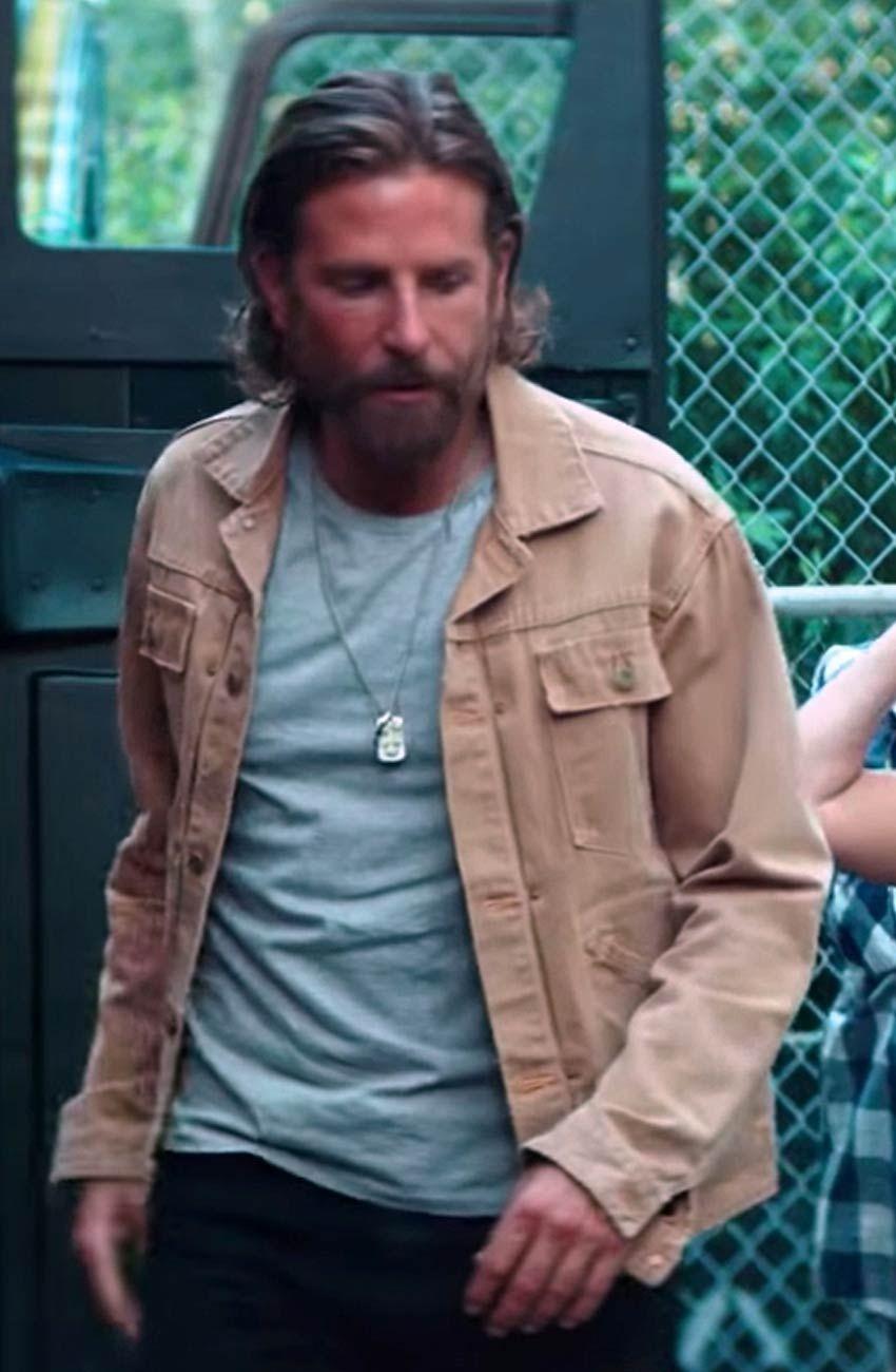 Jackson Maine A Star Is Born Bradley Cooper Jacket  20b06b2370b8
