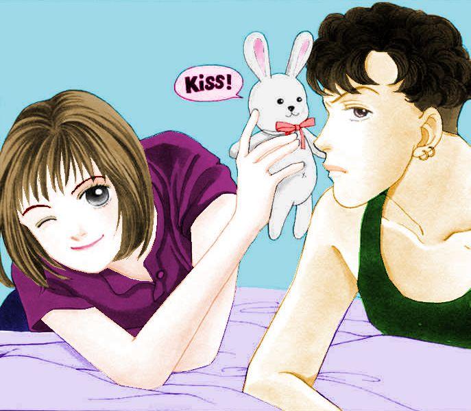 Teddy kiss