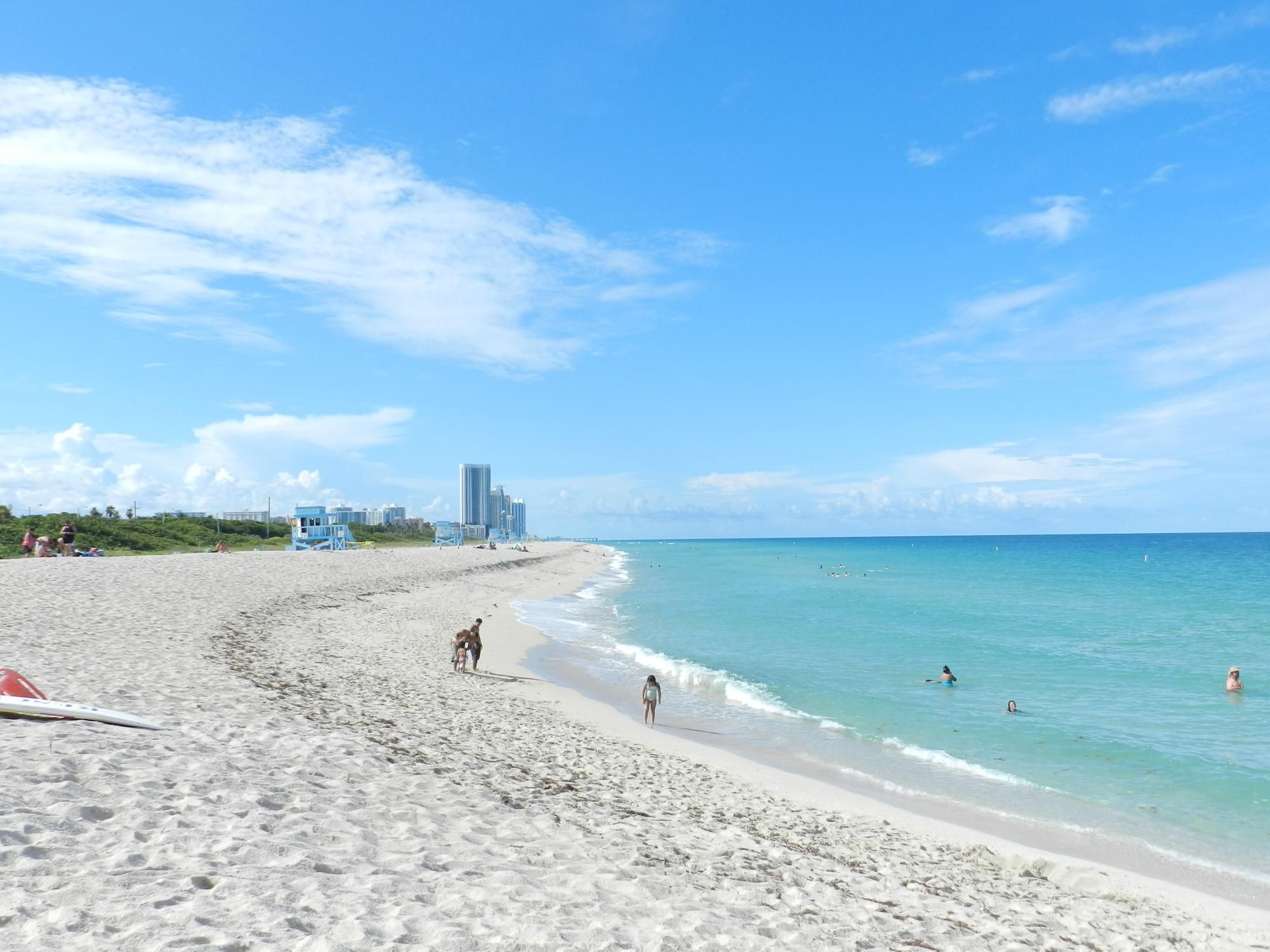 Haulover Beach Park Miami Florida