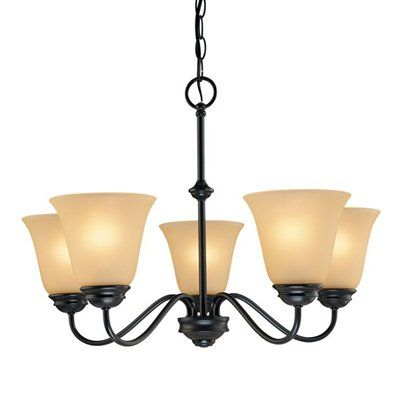 Volume International 5 Light Hammond Chandelier Antique Bronze This Item By Is Offered In An Finish