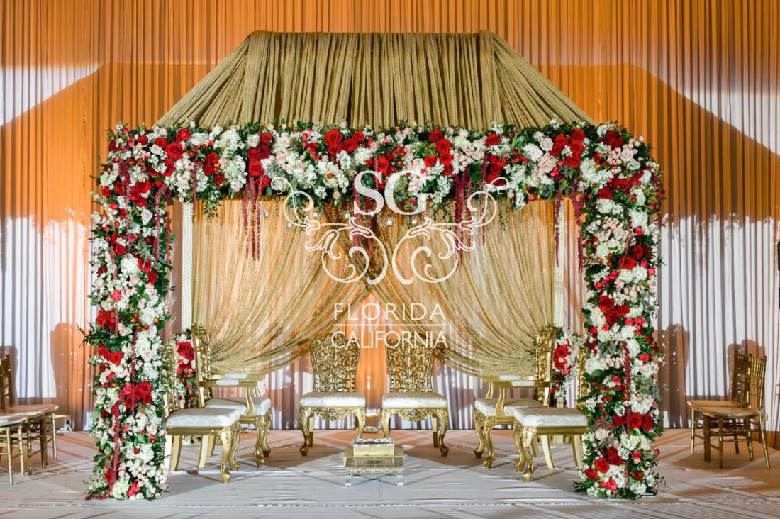 Suhaag Garden Indian Weddings Indian Wedding Decorators Florida
