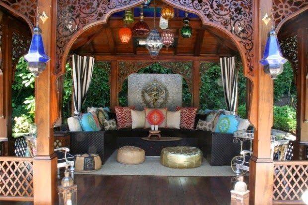 decoracion marroqui jardines buscar con google