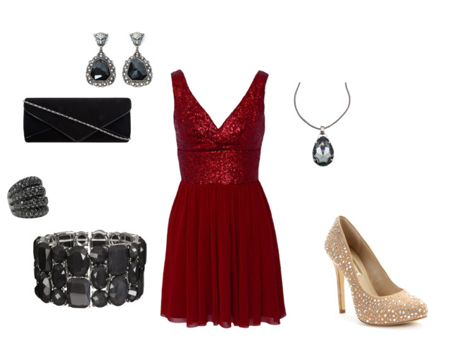 Christmas party outfits 22 #outfit #style #fashion