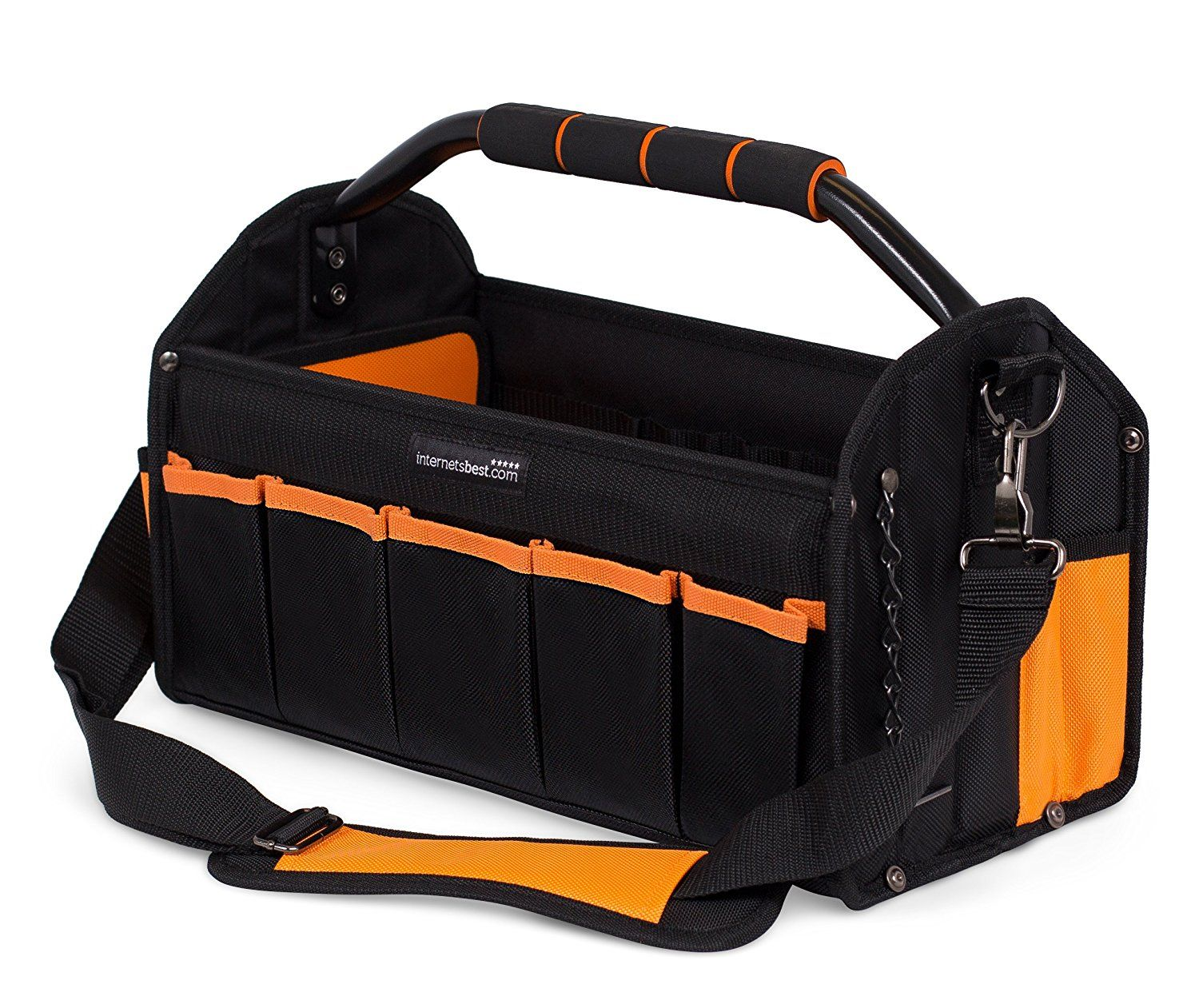 Top 10 Best Electrician Tool Bags Reviews In 2018