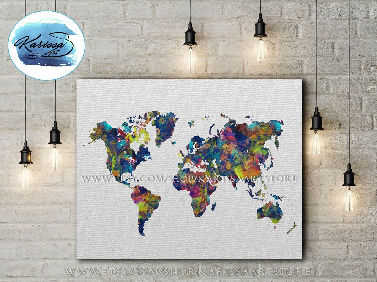 World map travel poster travel art wall decor art home decor wall world map travel poster travel art wall decor art home decor wall travel destination map world map print art print map of the world gumiabroncs Image collections