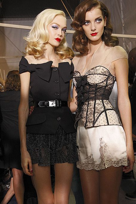 The Lingerie Wardrobe dior