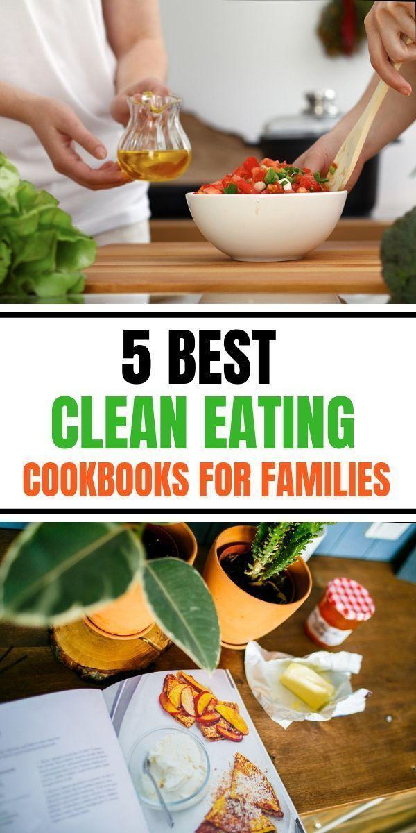 Photo of Die 5 besten Kochbücher für sauberes Essen, die zu gesunden Mahlzeiten für Familien inspirieren – #Clean # …
