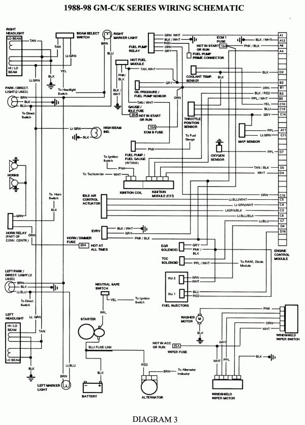 16+ 89 Chevy Truck Fuse Box Diagram - Truck Diagram - Wiringg.net | Electrical  diagram, Chevy 1500, Electrical wiring diagram | 1980 Chevy 1980 Pick Up Alternator Wiring Diagram |  | Pinterest
