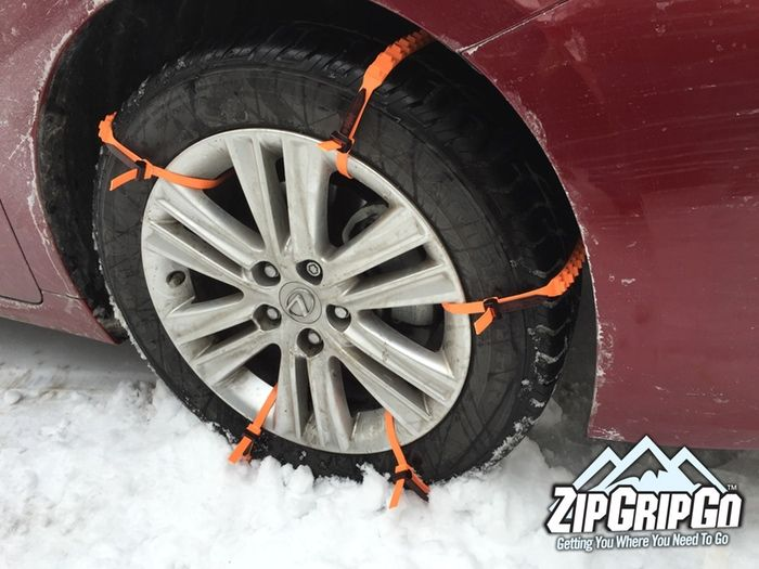 How To Get My Car Unstuck From Snow And Ice