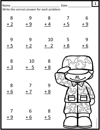 Addition And Subtraction Within 20 Worksheets Addition And Subtraction Worksheets Kids Math Worksheets Addition And Subtraction
