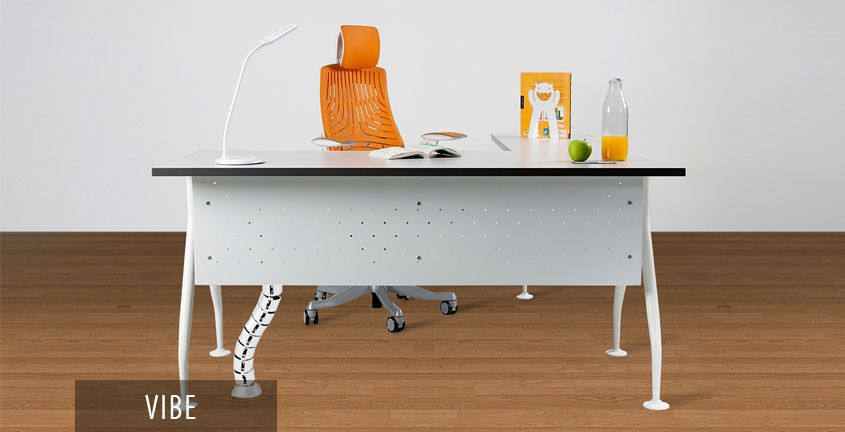 Vibe | HighPoint Office Modern and edgy for today\'s office desk ...