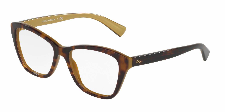 Dolce & Gabbana DG3249 Eyeglasses | Free Shipping | New Glasses ...