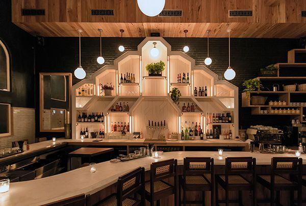 Sisters brooklyn on behance interior design coffee for Kasa diseno interior