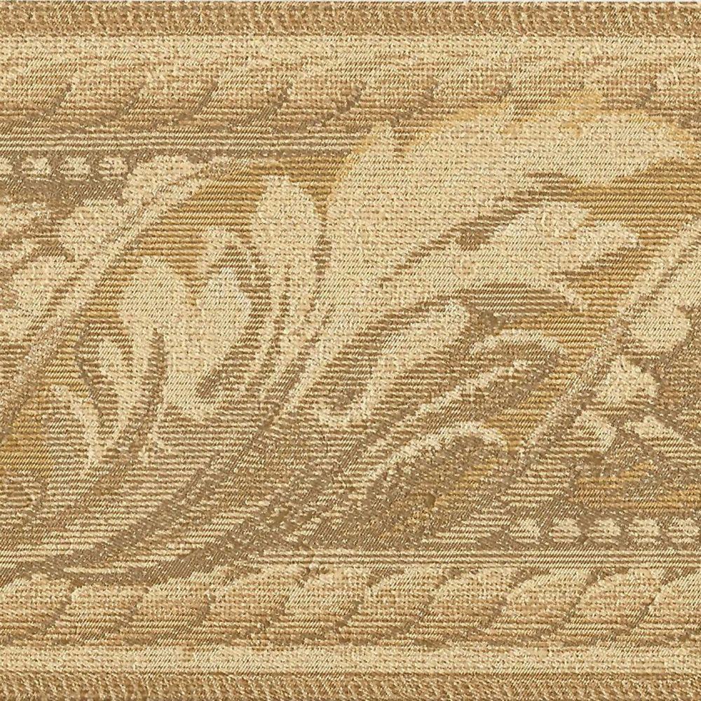 Victorian Golden Scroll Molding - Wallpaper Border A365 ...