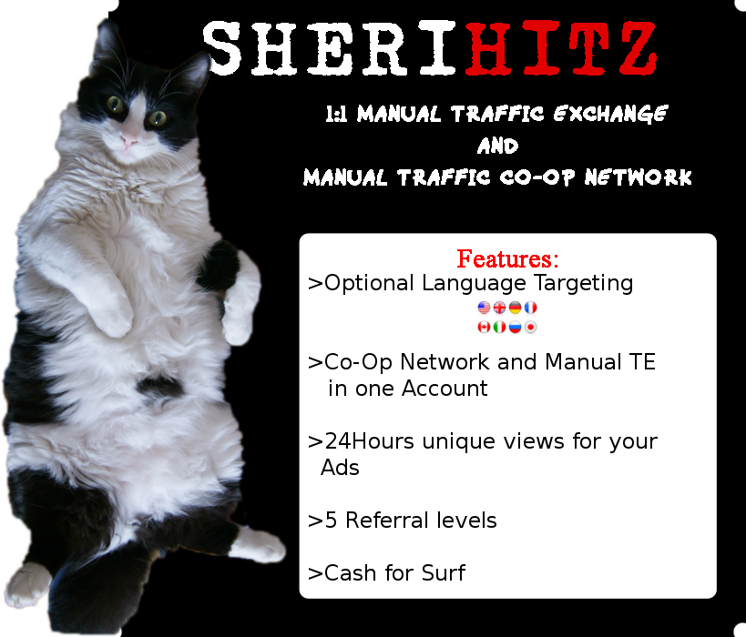 Manual TE  Coop Network  Cash Surfing Optional language World wide Ads