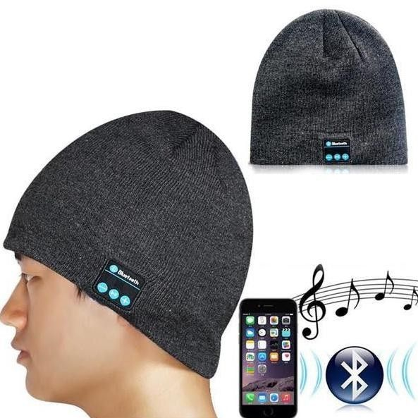 Totally a Bluetooth Beanie