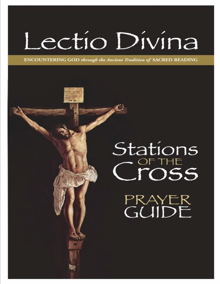 daily meditation guide for each station of the cross
