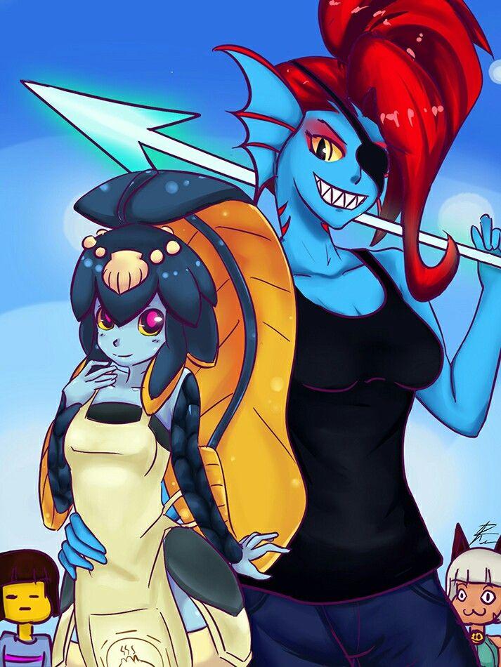 Skullgirls, Fandom drawing, Anime