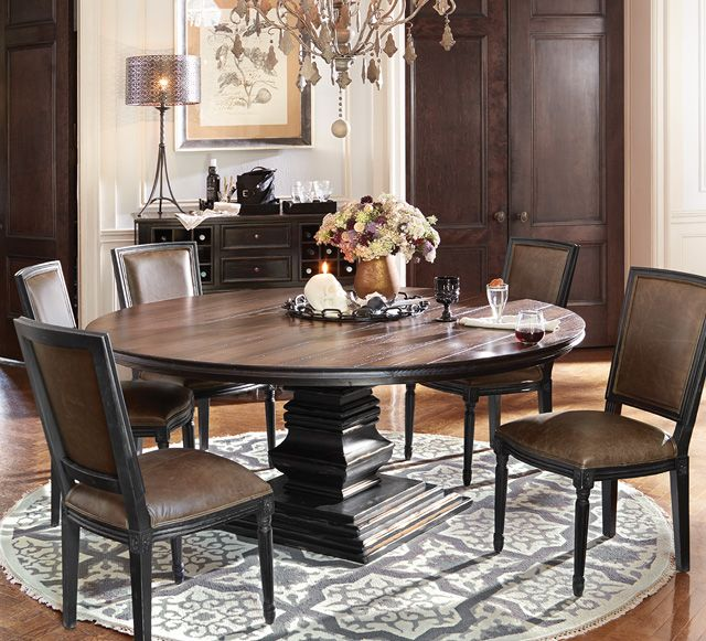 Dining Room Area Endearing The Dining Debate Table Shape  Squares Shapes And Dining Area Decorating Inspiration