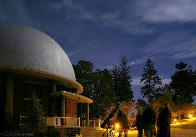 Lowell Observatory Flagstaff Az Got To See Saturn One Spring Night From A Historic Telescope Amazing And Moved Me Tears