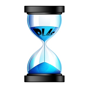 Retiring The Regular Plas For Shopping Campaigns Operationroi Hourglass Sand Clock Psd Icon