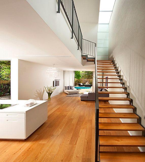 Modern Staircase Design #Design #Staircase