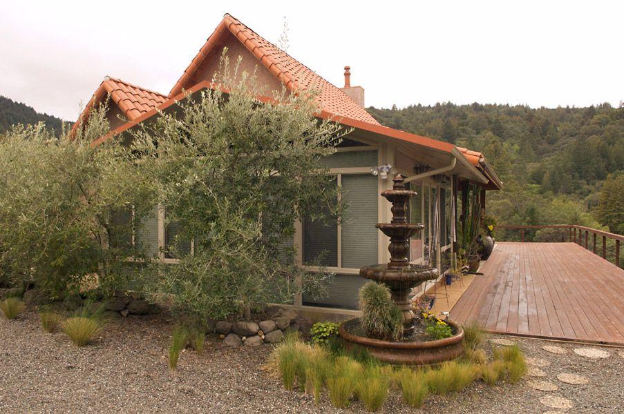 The Hacienda B&B Wine country vacations, Wine country