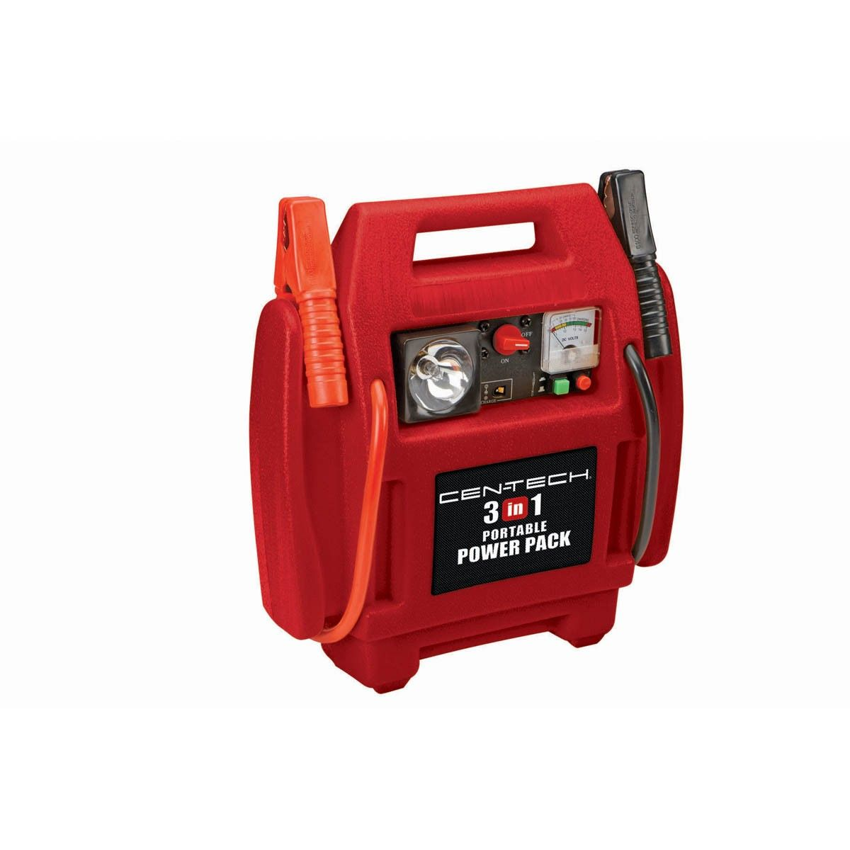 3 In 1 Power Pack With Jump Starter With Images Harbor Freight