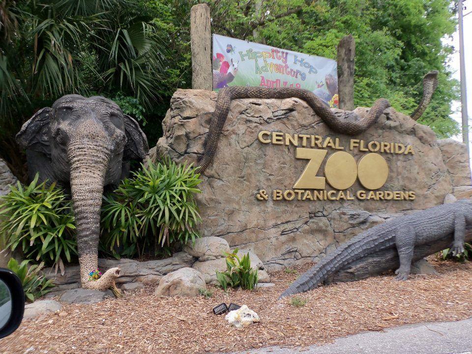 Central Florida Zoo And Botanical Gardens   Sanford, Florida