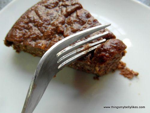 Flourless Chocolate Orange Cake #glutenfree #grainfree #paleo