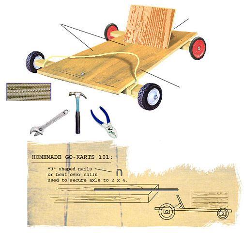 kart over side Homemade go kart | playtime | Pinterest | Side walk, Diy doll and  kart over side