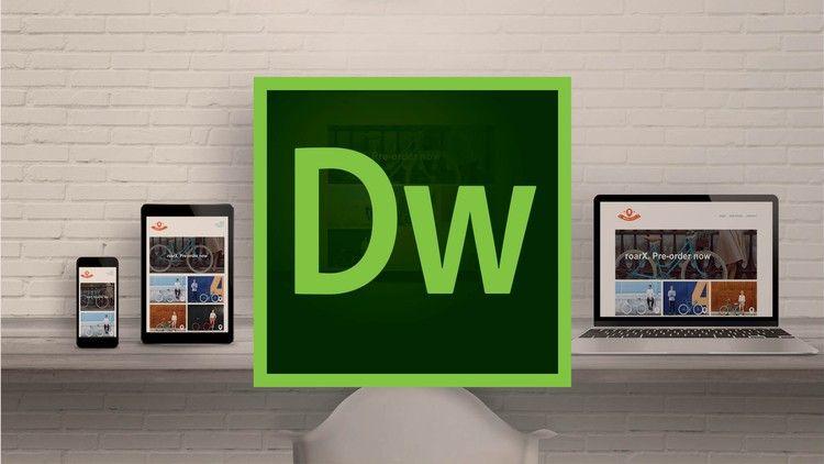 Dreamweaver Cc 2018 Introduction To Responsive Web Design Udemy Free Course Web Design Basics Dreamweaver Cc Web Design