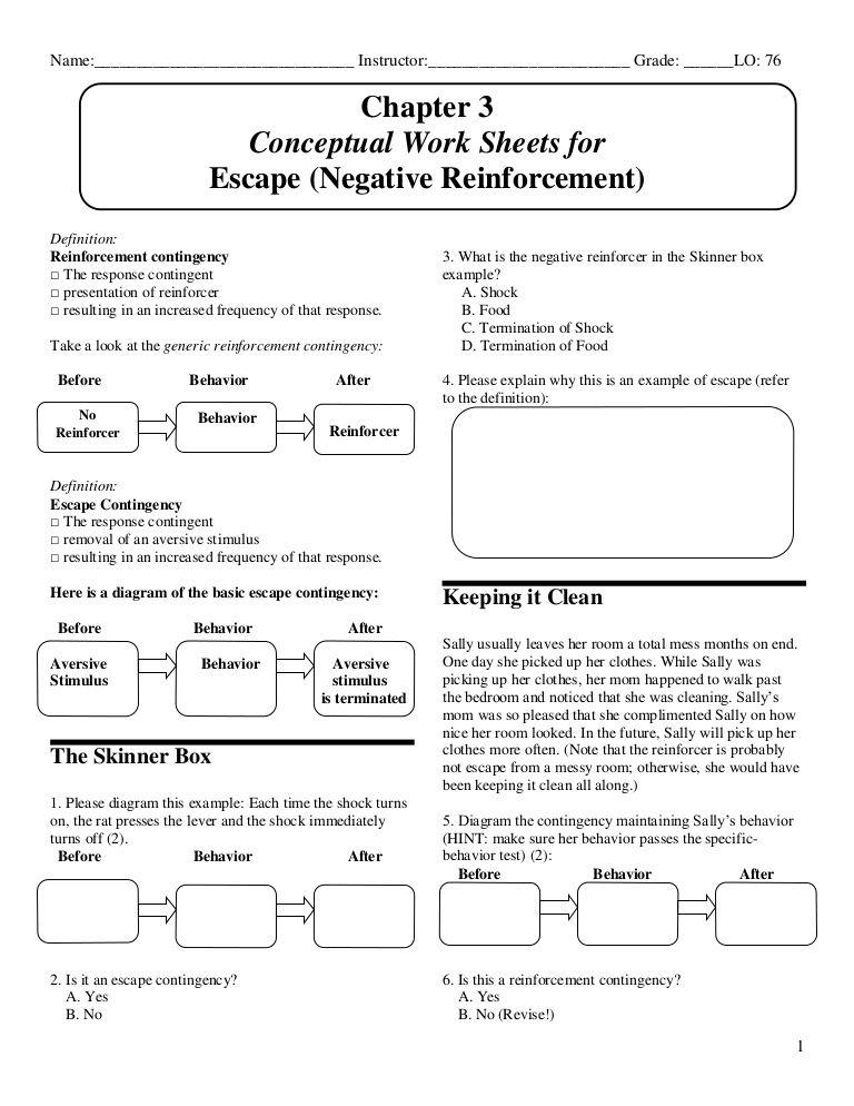 negative education definition