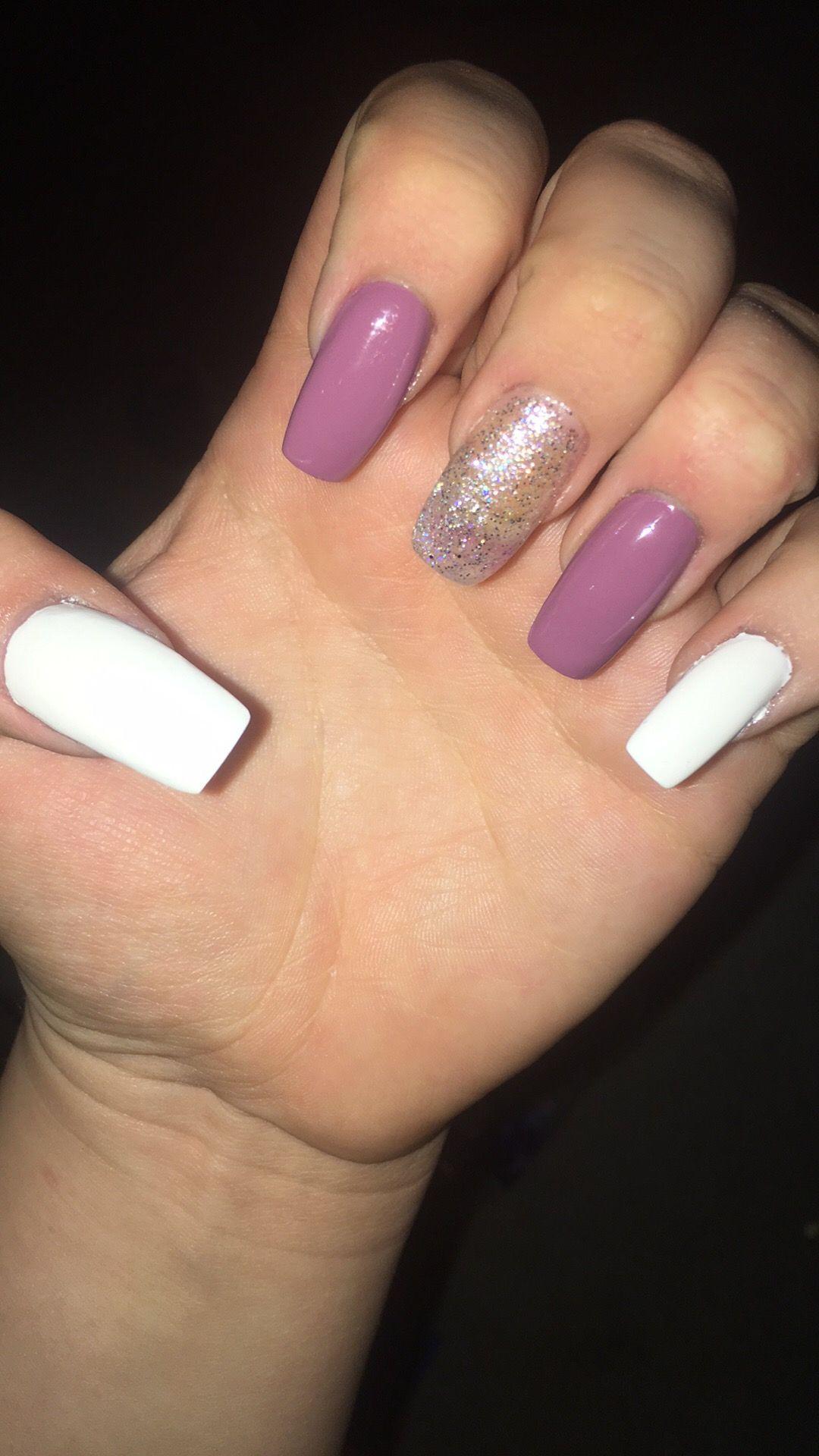 #weddingnails #acrylic | Wedding nails, Nails, Acrylic
