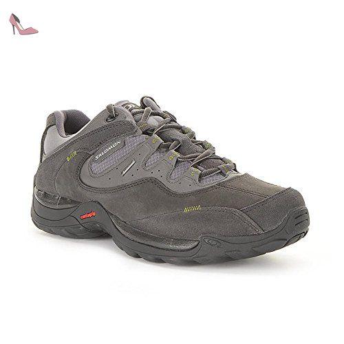 43 Modèle 2 13 Elios Chaussures Grisnoir Salomon Gtx Homme qZSY0w05x